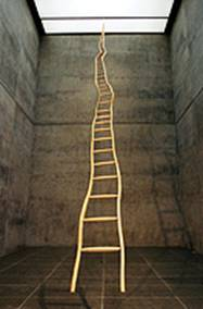 Martin Puryear - Ladder for Booker T. Washingtion