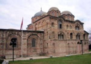 Fethiye (Pammakaristos) museum in Istanbul - click to enlarge