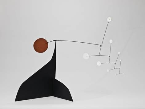 Calder_red_disc_white_dots60